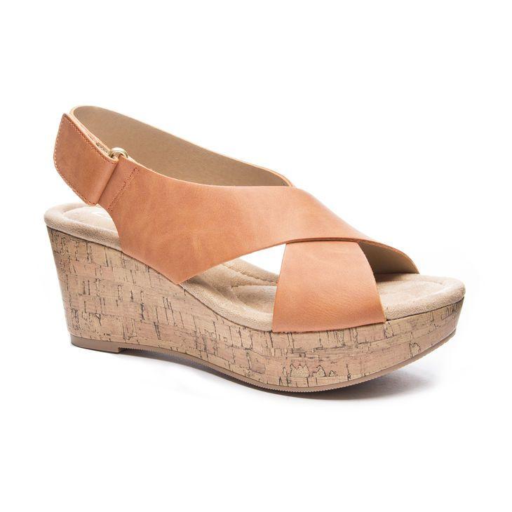 Dream Girl Cork Wedge Sandal Wedge Sandals Wedges Cork Wedges