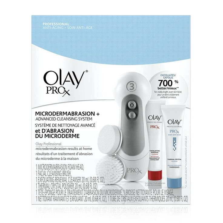 Olay ProX Microdermabrasion Plus Advanced Cleansing System