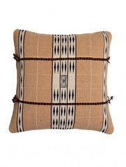 This Cushion Cover by Exotic Echo showcases unique designs and patterns inspired by the traditional culture of Nagaland tribes. It speaks of its own style where imperfections meets an exotic touch that will enhance your home decor without being too loud yet definitely captivating.