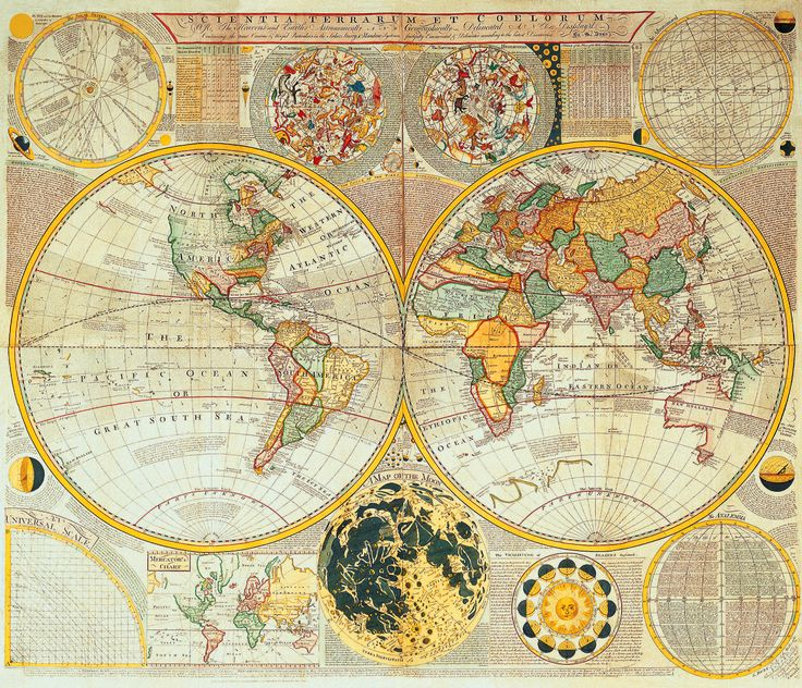 14 best Mapped things images on Pinterest Antique maps, Old maps - best of world map with japan
