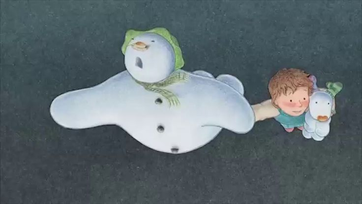 DVD Review: The Snowman & The Snowman and the Snowdog by KIDS FIRST! Film Critic Calista B. #KIDSFIRST! #TheSnowman