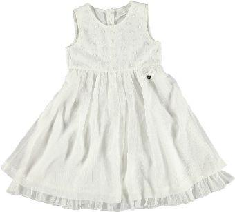Le chic meisjes jurk royal