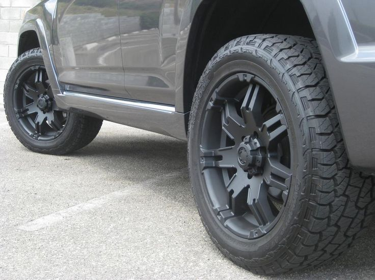 2004 Ford F150 Bolt Pattern >> Ultra Gauntlet wheels and Hankook DynaPro ATM rf10tires ...