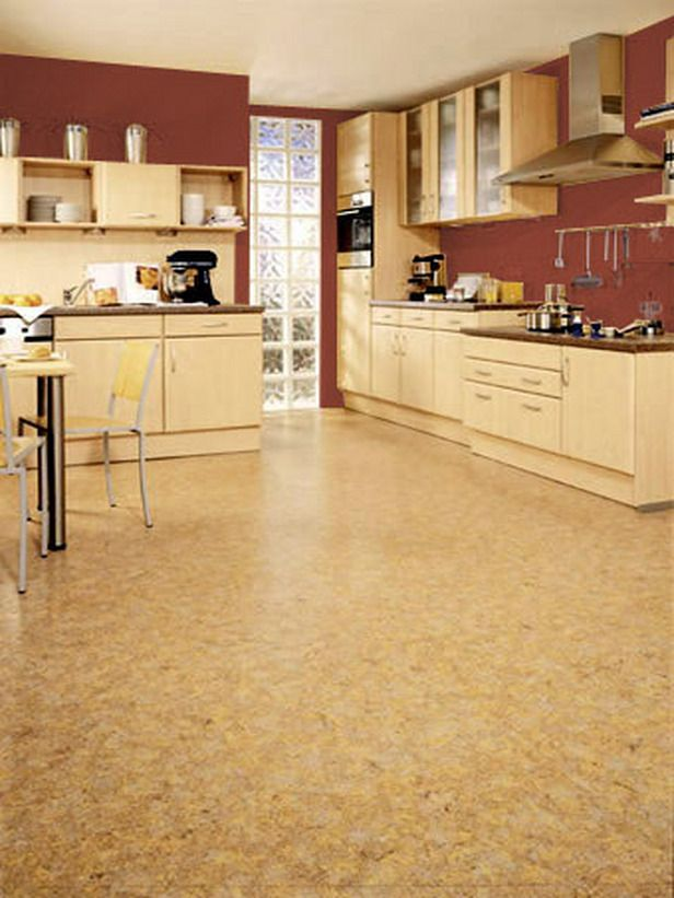 Eco Friendly Cork Flooring