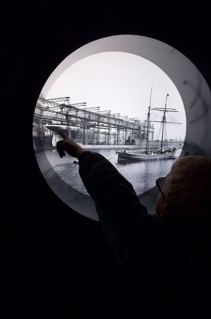 Cobh Titanic experience