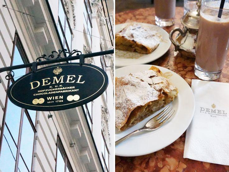 Les bonnes adresses gourmandes de Vienne | Louise Grenadine - blog lifestyle à Lyon