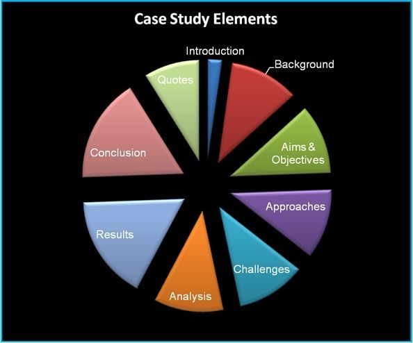 Case Study Template Business Case Study Template