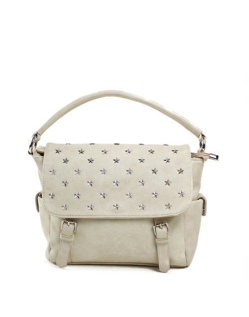 Τσάντα χειρός stars - Λευκό 35,99 €