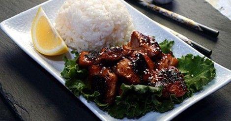 Authentic Chicken Teriyaki Recipe --