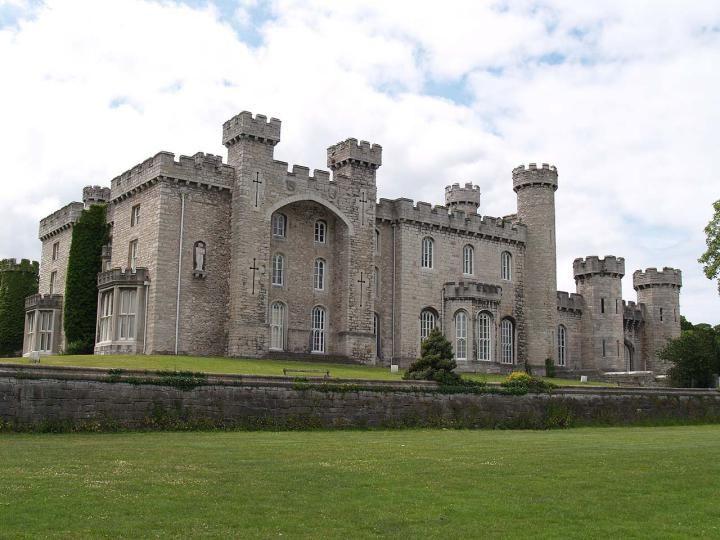 Castelo de Bodelwyddan castelos assombrados