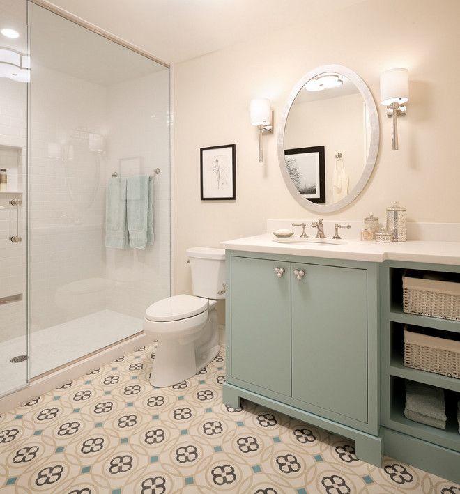 Bathroom Paint: 110 Best Images About Bath On Pinterest