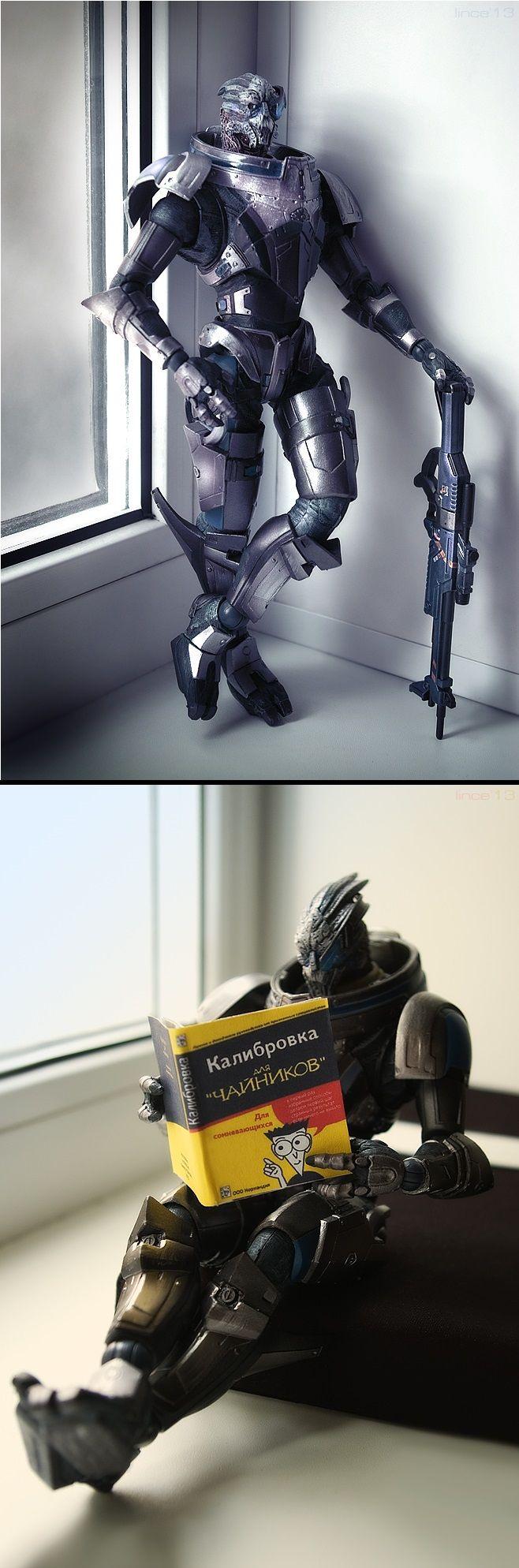 Mass Effect,фэндомы,ME фанатское,Garrus