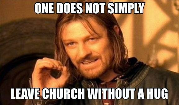 #ChurckFolkBeLike   The beautiful part of the body of Christ is they care!