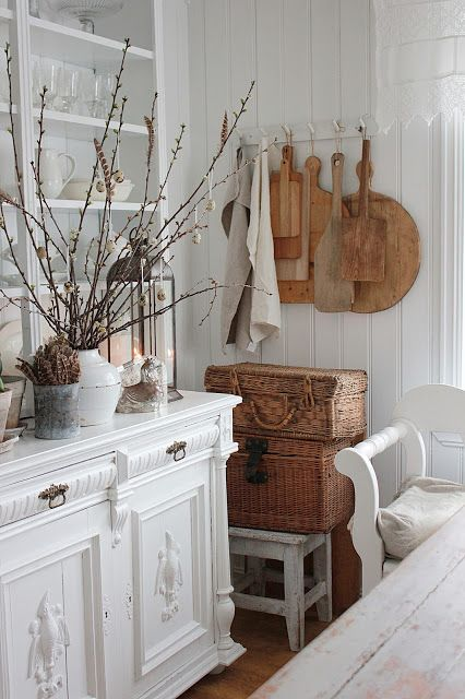 HOW GORGEOUS IS THIS CHARMING LITTLE KITCHEN!! - SO COUNTRY!!