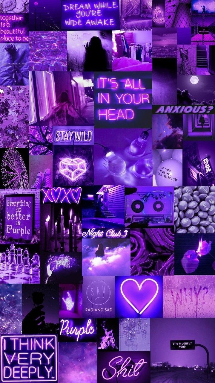Image Uploaded By Kati Find Images And Videos About Purple On