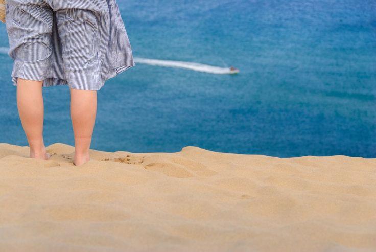 Tottori Sand Dunes © Eiji Saito