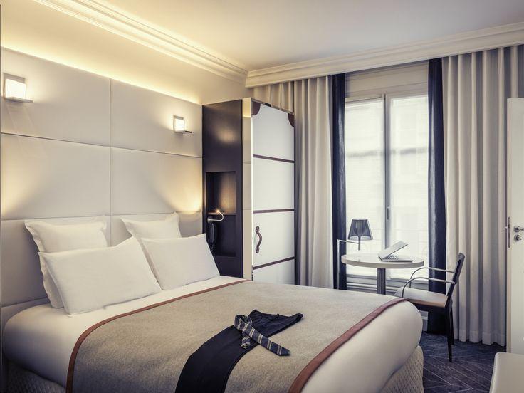 MERCURE PARIS ST LAZARE MONCEAU: In Paris' lively 17th arrondissement, the fully renovated Mercure Paris Saint Lazare Monceau hotel offers…