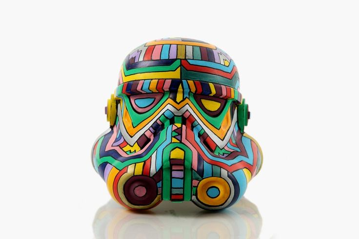 Lucasfilm joined forces with Disney Consumer Products and Neff to curate Star Wars-themed exhibition. Check out the preview here.