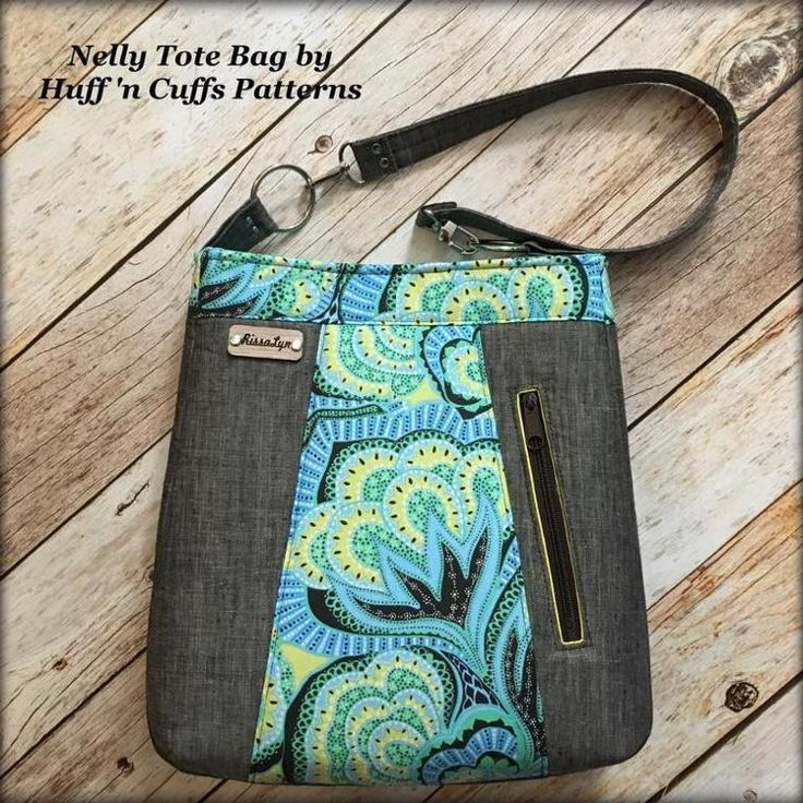 Nelly Tote Bag    Craftsy