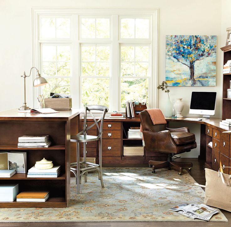 Need Specialized Storage Pieces For Your Home Office? Our Original Home  Office Collection Has What