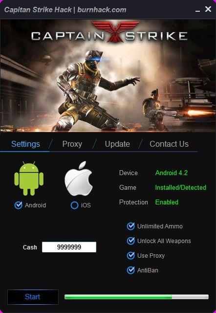 Captain Strike Hack Tool Unlimited Cash Cheat Android/iOS  http://burnhack.com/captain-strike-hack-tool-unlimited-cash-cheat-androidios/