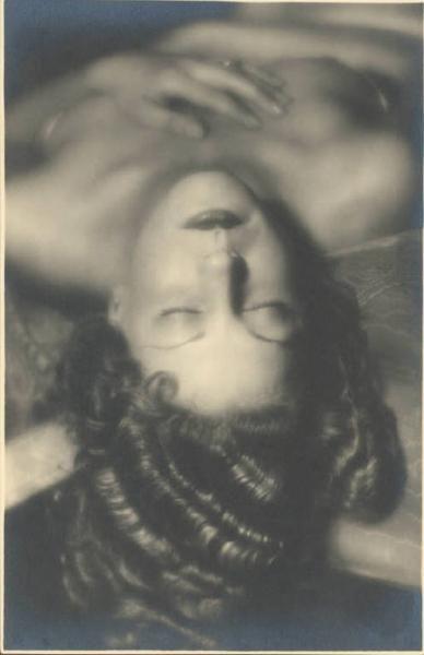 annasintervals:Portrait of a woman. Lina Corsino, Emilio Sommariva 1933