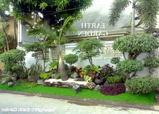 Simple Landscaping Ideas Philippines Garden Landscape Images Lawn