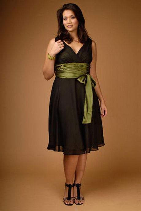 b41a7876be Vestidos para mujeres rellenitas