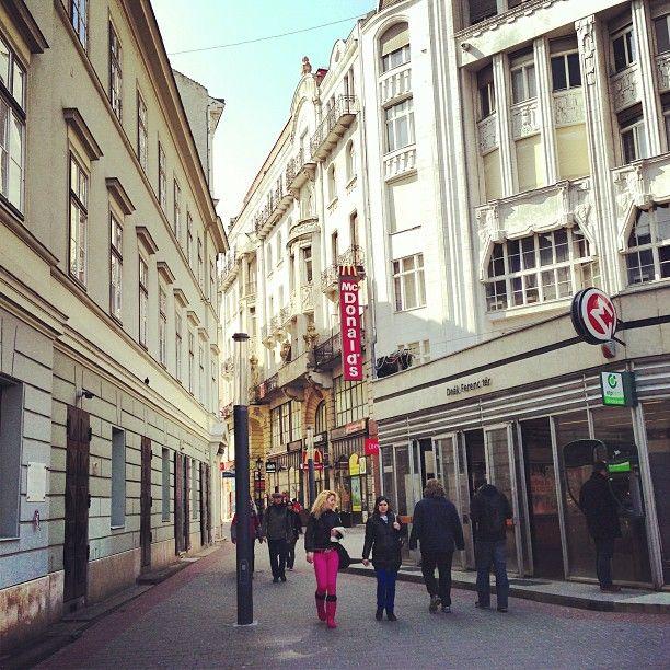 Deák Ferenc tér itt: Budapest, Budapest