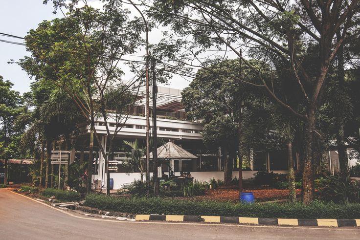 Project: Gistex Function Building A Image 7 Location: Bandung, Indonesia  #architect #bandung #jakarta #building #function #architectindonesia #archdaily