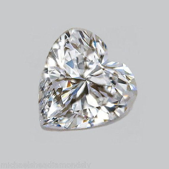Siberia Platinum: 9 Best Siberian Ice Created Diamond Loose Gemstones Images