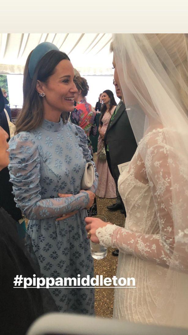 Inside Gabriella Windsor S Wedding Her Heartfelt Speech And Stunning Cake Pippa Middleton Middleton Wedding Pippa Middleton Style