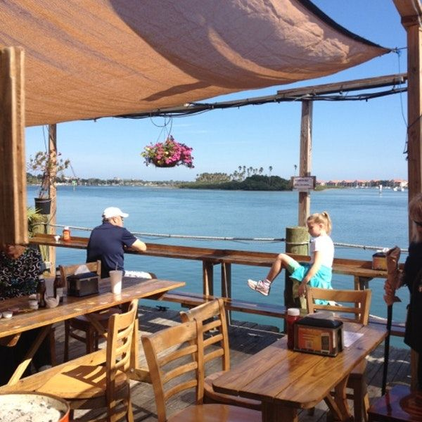Dolphin View Seafood Restaurant Florida In 2019 New