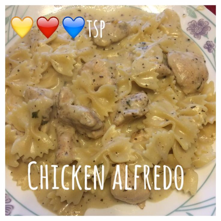Di's Food Diary 21 Day Fix Approved Dinner Recipes = Chicken Alfredo