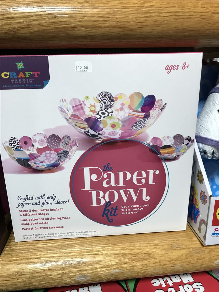 Make your own paper bowl. #toys #toy #fun #kids#diy #crafts #crafty #fun #imagine #imaginationstationii #create