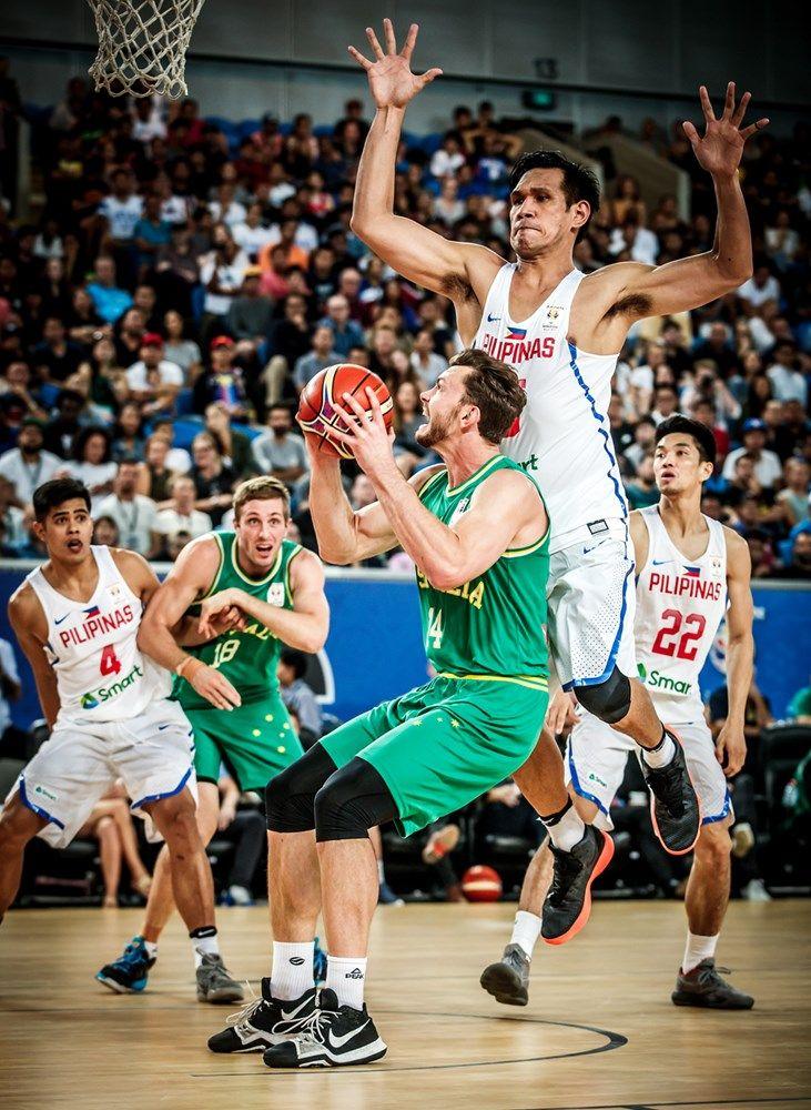 15 June Mar Fajardo Phi 14 Angus John Brandt Aus Best Basketball Shoes Basketball News National Basketball League
