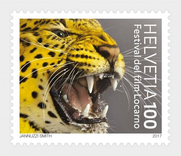 A new stamp for Swiss Post | Jannuzzi Smith