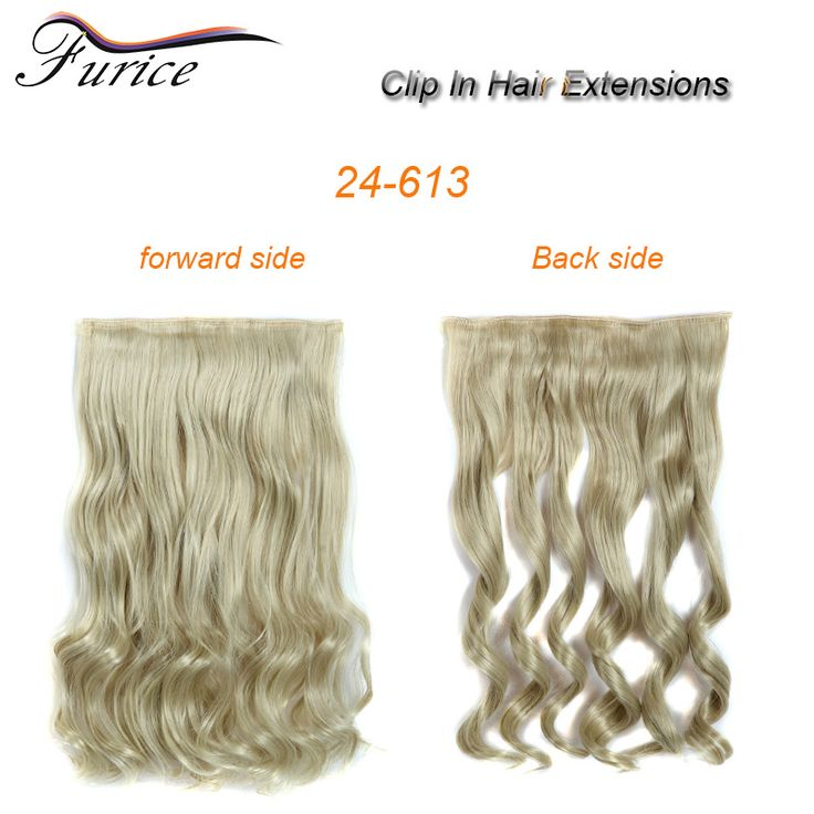 "25"" 5 Clips One Piece Heat Resistant Fiber Synthetic Clip In Sliver Grey Long Hair Extensions Lady'S Cheap Hair Extension Clip"