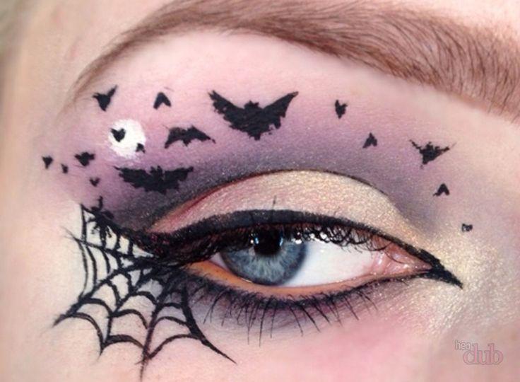 Когда отмечают Хэллоуин, какого числа? Как разрисовать лицо на Хэллоуин: макияж, грим в домашних условиях