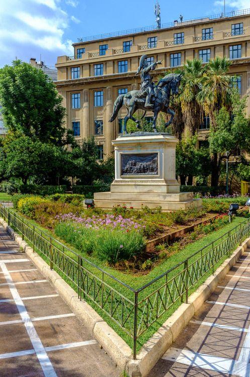 Kolokotroni square,Athens - Greece