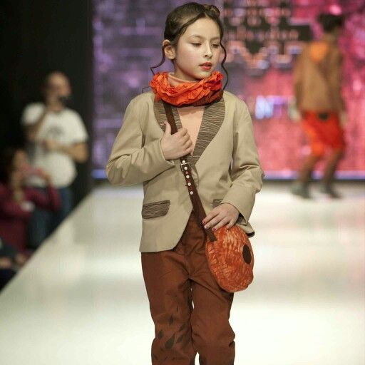 Chile Fashion Kids Catwalk Manuel Salvador Designer
