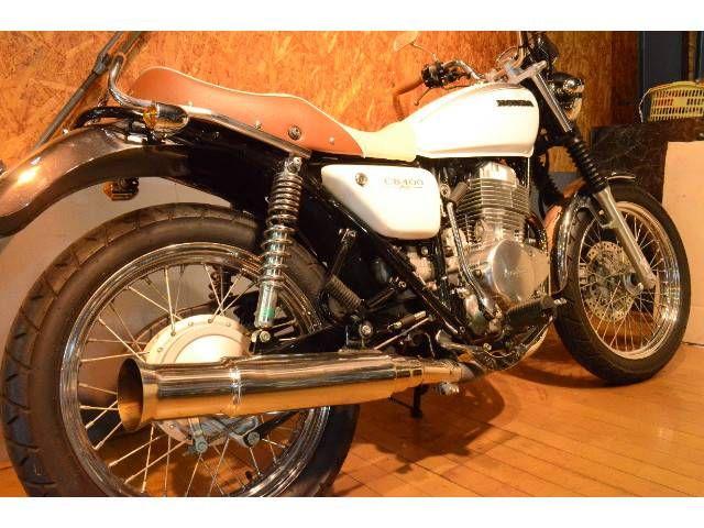 ホンダ CB400SS(CLUTCH Motorcycles)   新車・中古バイク情報 GooBike(グーバイク)