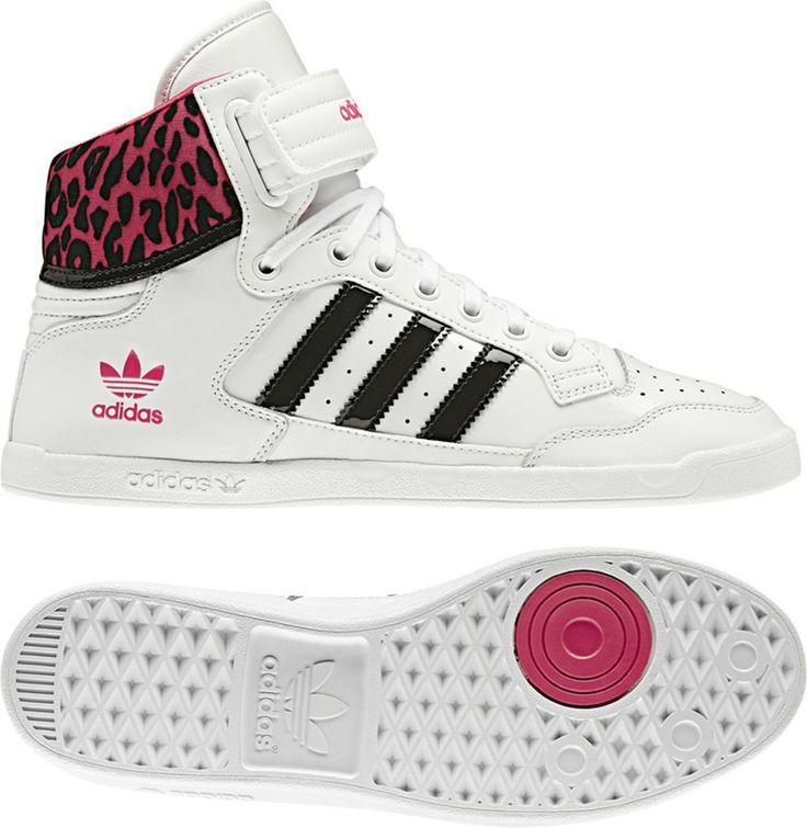 adidas Centenia Hi W Kadın Beyaz Spor Ayakkabı (G95453)