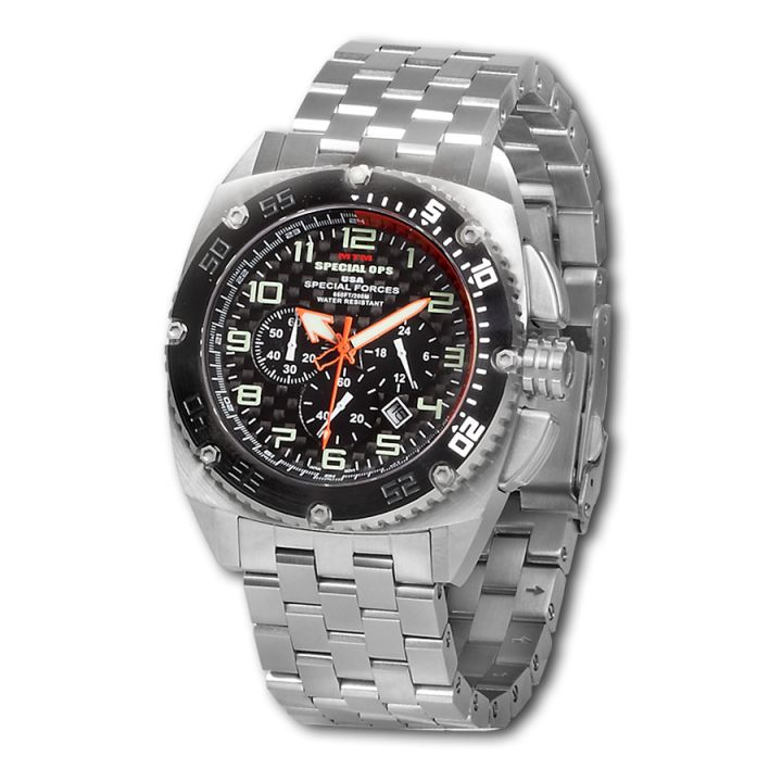 MTM SPECIAL FORCES TWO-TONE PATRIOT MILITARY TACTICAL WATCH #MTMSpecialOps