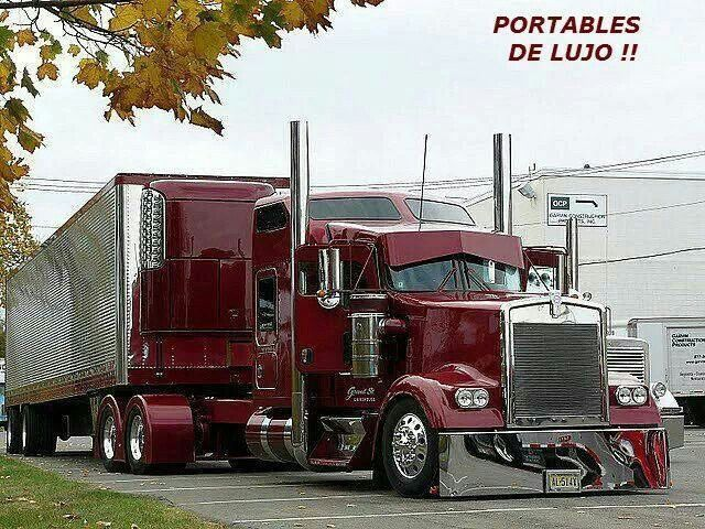pin on rigs trailers