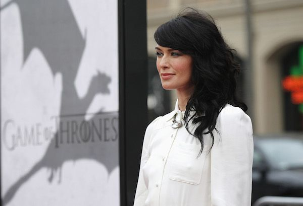 "Can't Stop Watching ""Gsme of Thrones""? Here Is Why Television Is So Addictive. Cast member Lena Headey poses."