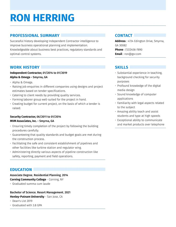 Resume Templates Skills 5 Templates Example Templates Example