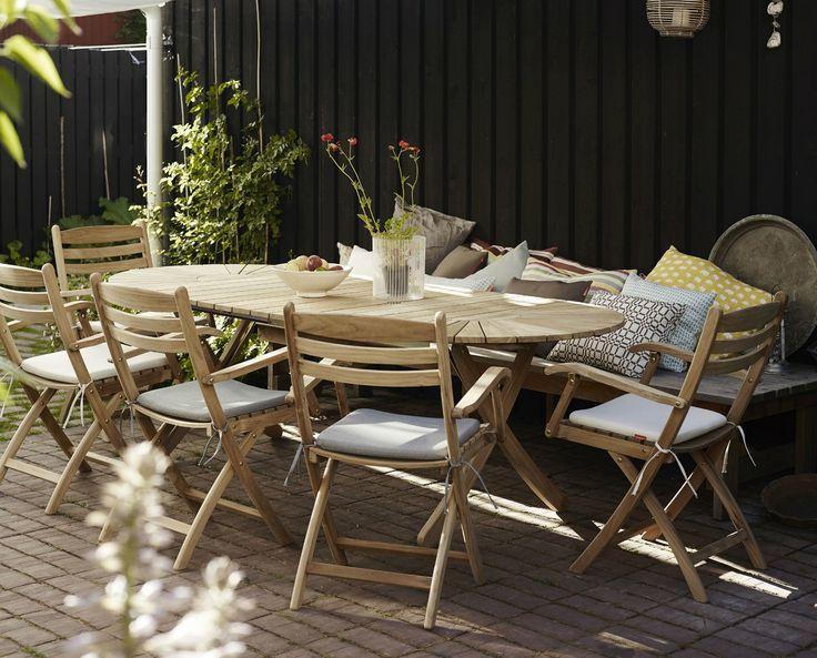 Fotele składane Skagerak Selandia
