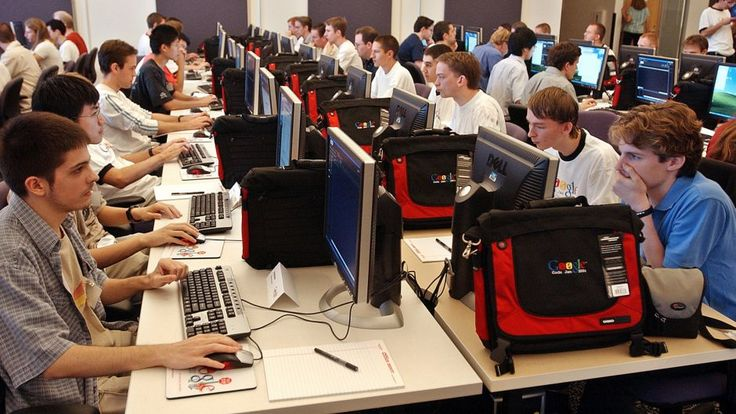 Computer Programmers: Career, Salary and Education Information  Students will be trained from Basic level of Java to Advance level of Java such as J2EE, JDBC, Servlets, JSP and EJB; and to program or develop J2EE applications. Students will learn XML, SOAP, WSDL, Struts, UDDI, and to develop WebServices using J2EE components using application servers such as Websphere or Weblogic and developing Mobile Applications using Java 2 Micro Edition.  http://www.brighthorizoninstitute.com/course.php?