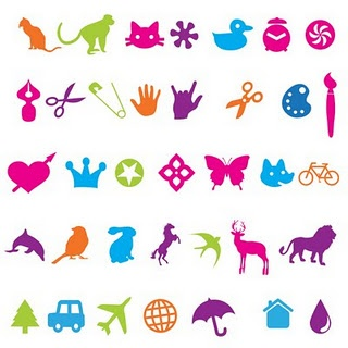 Free SVG | Collection  Nice applique silhouettes - personal use